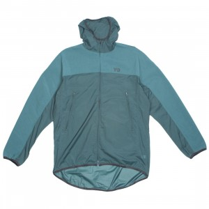 Adidas Y-3 Men Adizero Packable Jacket (green / petrol green)