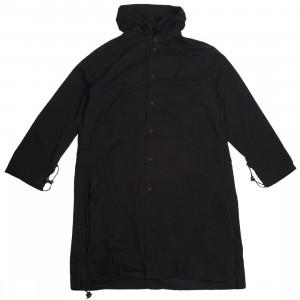 Adidas Y-3 Men Tencel Cotton Hooded Long Sleeve Shirt (black)