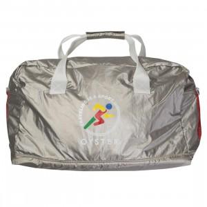 Adidas x Oyster Gym Bag (silver)