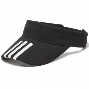 Adidas Y-3 XL Visor (black / core white)