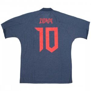 Adidas Men Predator Zinedine Zidane Jersey (navy / collegiate navy / red)