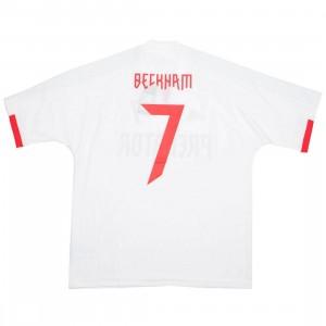 Adidas Men Predator David Beckham Jersey (white / clear grey)