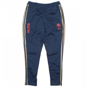 Adidas Men Tiro Predator Zinedine Zidane Pants (navy / collegiate navy / red)