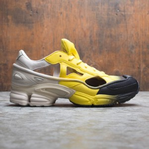 Adidas Raf Simons Men Replicant Ozweego (yellow / clear brown / core black)