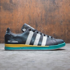 Adidas Raf Simons Men Samba Stan (black / footwear white / bright blue)
