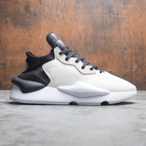 Adidas Y-3 Men Kaiwa (white / black / footwear white)