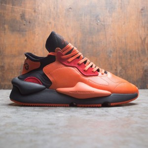 Adidas Y-3 Men Kaiwa (orange / icon orange / black  / footwear white)