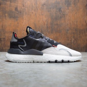Adidas Men Nite Jogger (black / core black / crystal white)
