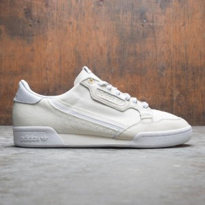 1ecf070ee156 Adidas x Donald Glover Men Continental 80 DG (white  off white   grey three