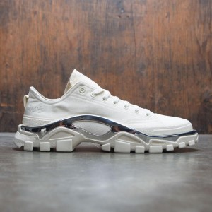 the latest d953a f8e7a Adidas Raf Simons Men Detroit Runner (white  cream white)