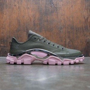 Adidas Raf Simons Men Detroit Runner (olive / night cargo / diva)