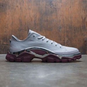 Adidas Raf Simons Men Detroit Runner (gray / ch solid grey / maroon)