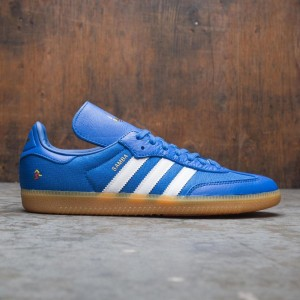 Adidas x Oyster Men Samba OG (blue / white / gold)