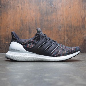 Adidas Men UltraBOOST (black / core black / active red)