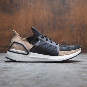 Adidas Men UltraBOOST 19 (black / raw sand / grey six)