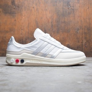 Adidas Men Glxy SPZL (white / silver metallic / off white)