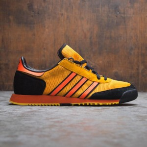 Adidas Men SL80 (A) SPZL (gold / collegiate gold / core black / solar orange)