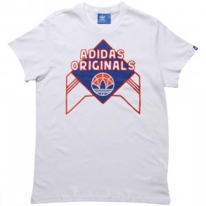 Adidas Graphic Big East Tee (white)