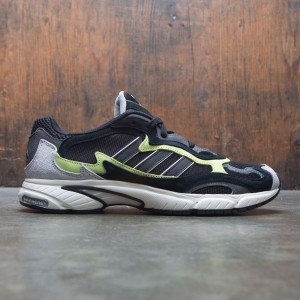 Adidas Men Temper Run (black / core black / glow)