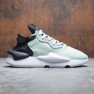 Adidas Y-3 Men Kaiwa (green / salty green / core black / footwear white)
