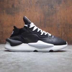 Adidas Y-3 Men Kaiwa (black / core black / footwear white)