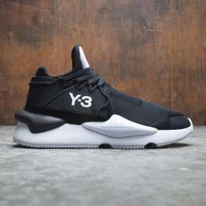 Adidas Y-3 Men Kaiwa Knit (black / footwear white / core black)