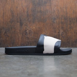 Adidas Y-3 Men Adilette Slide (black / footwear white)
