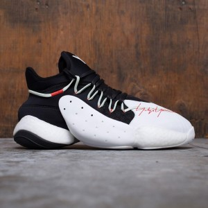 Adidas Y-3 Men BYW Bball (black / footwear white / red)