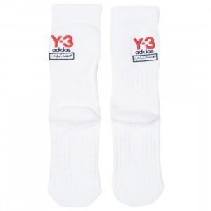 Adidas Y-3 Men Logo Socks (white)