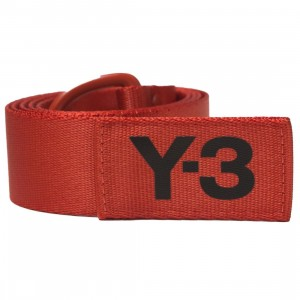 Adidas Y-3 Logo Belt (orange / icon orange)