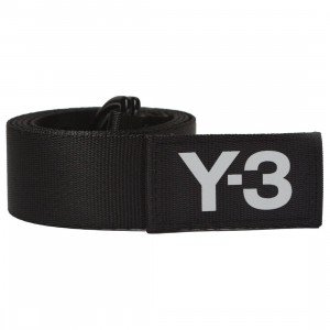 Adidas Y-3 Logo Belt (black)