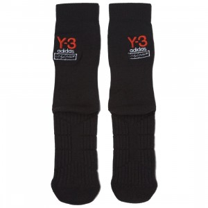 Adidas Y-3 Men Logo Socks (black)