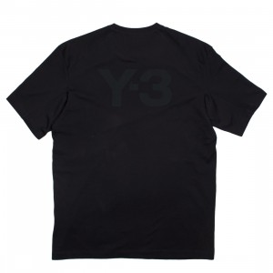 Adidas Y-3 Men Classic Back Logo Tee (black)