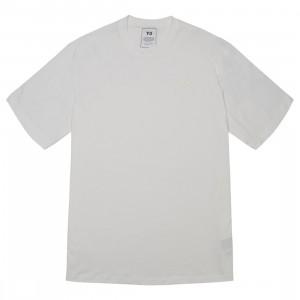 Adidas Y-3 Men Classic Logo Tee (white / core white)