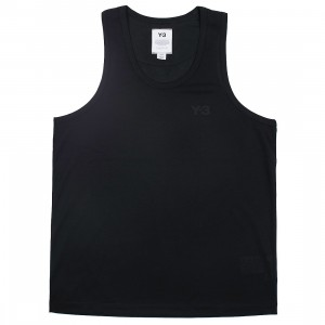 Adidas Y-3 Men Classic Pique Tank Top (black)