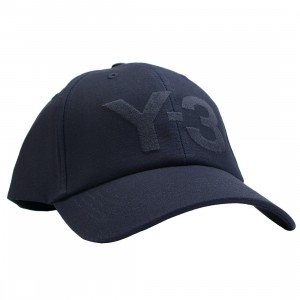 Adidas Y-3 Logo Cap (blue / legend ink)