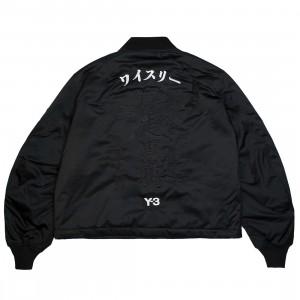 Adidas Y-3 Men Craft Bomber Jacket (black)