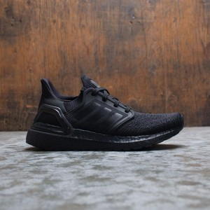 Adidas Women UltraBOOST 20 W (black / core black / solar red)