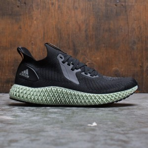 Adidas Men Alphaedge 4D (black / footwear white / core black)