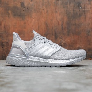Adidas Men UltraBOOST 20 (silver / silver metallic)