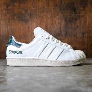 Adidas x Jonah Hill Men Superstar (white / green night / off white)
