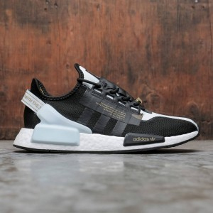 Adidas x Star Wars Men NMD R1 V2 (blue / sky tint / core black / gold metallic)