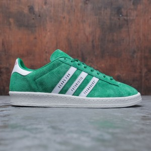 Adidas x Human Made Men Campus (green / footwear white / off white)