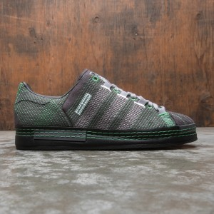 Adidas x Craig Green Men Superstar (black / core black / green)