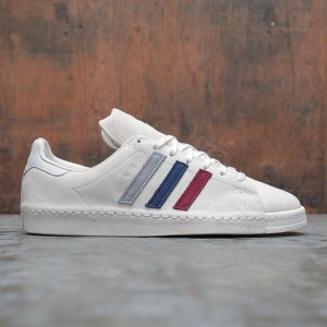 Adidas x Recouture Men Campus 80s Shun Hirose (white / dark blue / core black)