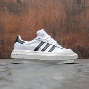Adidas x Beyonce Women Superstar Platform (white / core black / off white)