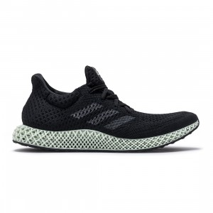 Adidas Men 4D Futurecraft (black / grey five / linen green)