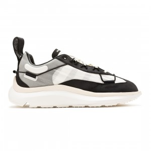 Adidas Y-3 Men Shiku Run (black / core white / chalk white)