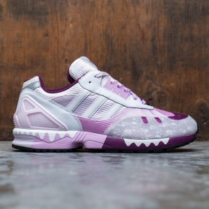 Adidas Men ZX 7000 Hey Tea (purple / merlot / rich mauve / clear lilac)