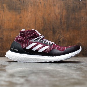 Adidas Men UltraBOOST DNA Mid PE Patrick Mahomes (burgundy / team maroon / footwear white / core black)